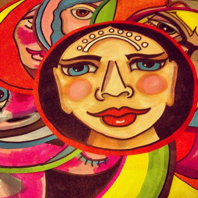 Birthdays, Mandala Art and the Symbolic Life