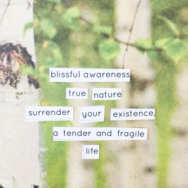 blissful awareness