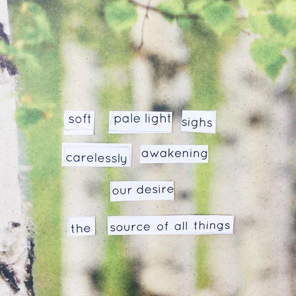 carelessly awakening