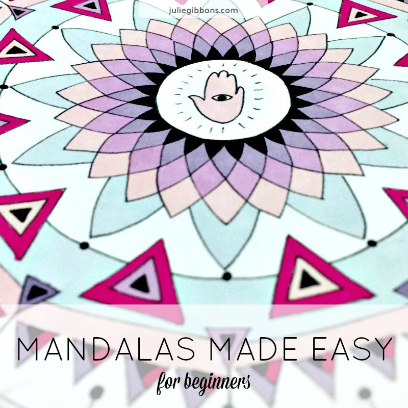 Mandalas Made Easy badge