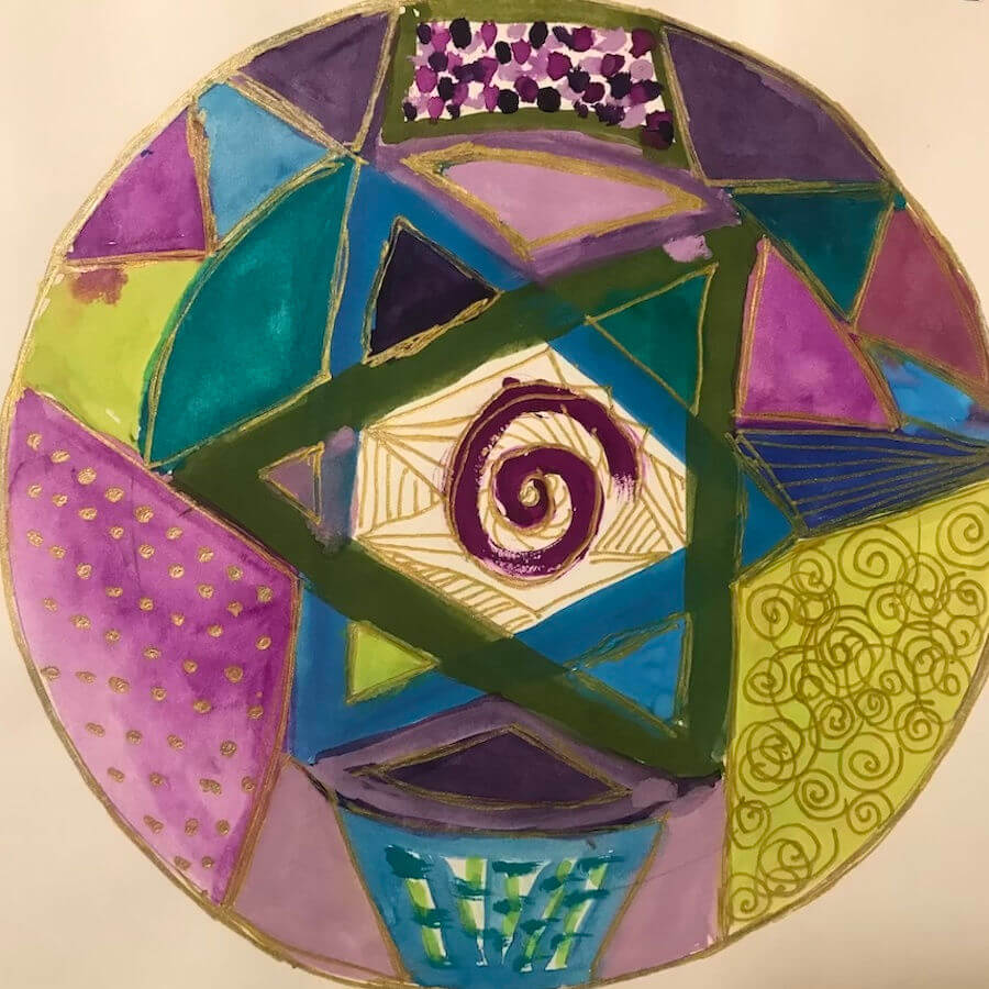 Personality Mandala Study