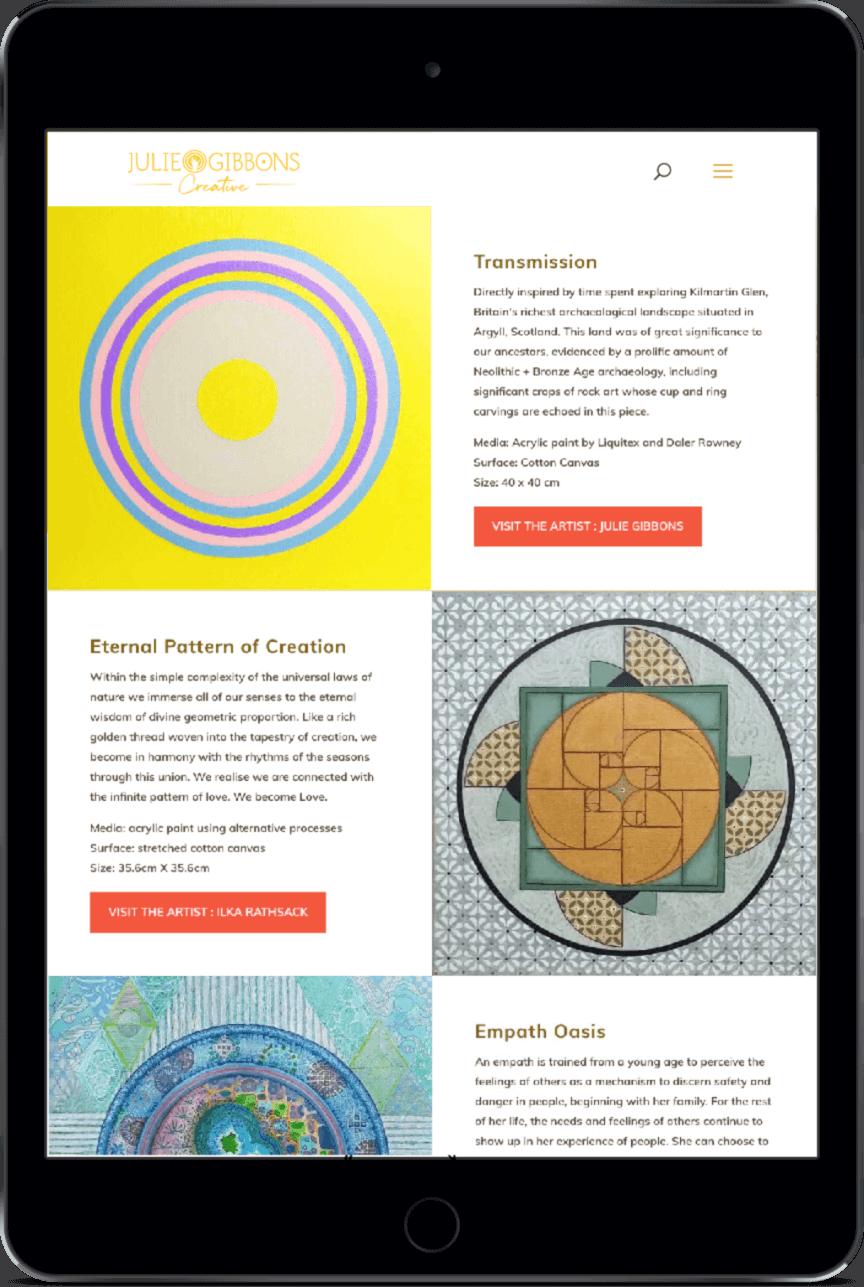 Gallery iPad