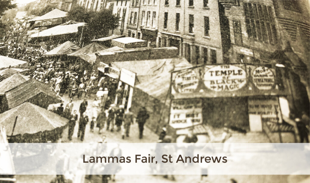 St Andrew's Day Lammas Fair Image