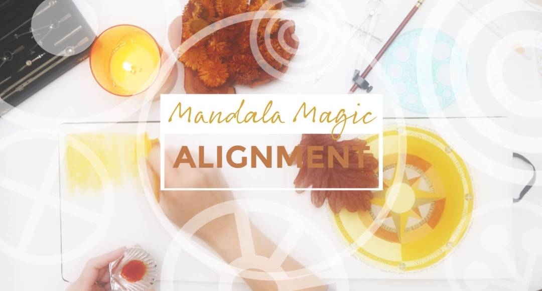 Mandala Magic : Alignment Banner