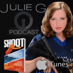 JulieG Podcast on iTunes