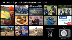JGR 009 - Top 12 Moments of 2012