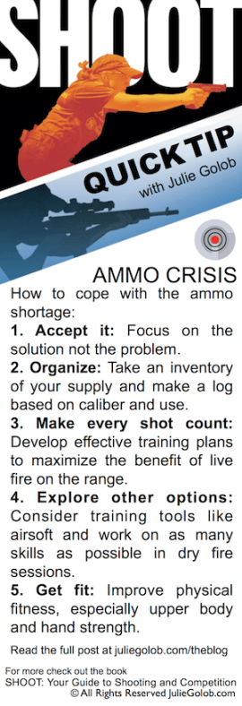 SHOOT Tip - Ammo Crisis