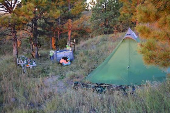 Julie_Golob_family_elk_hunting_camp