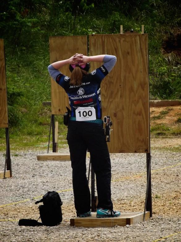 2014 World Action Pistol Championships - Julie Golob