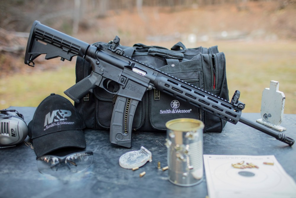 Smith & Wesson M&P-15 Sport II