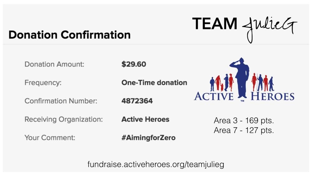 Active Heroes #AimingforZero
