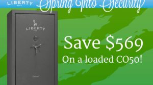 2017 Spring Into Security at Liberty Safe