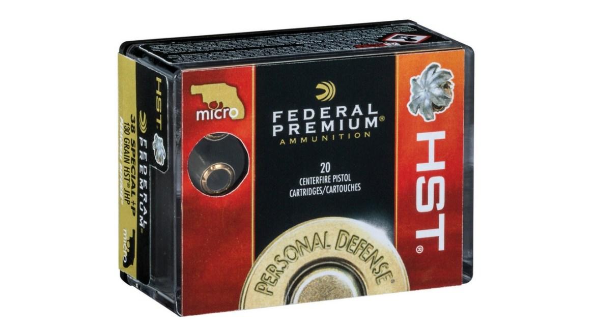 Federal Premium HST 38 Special