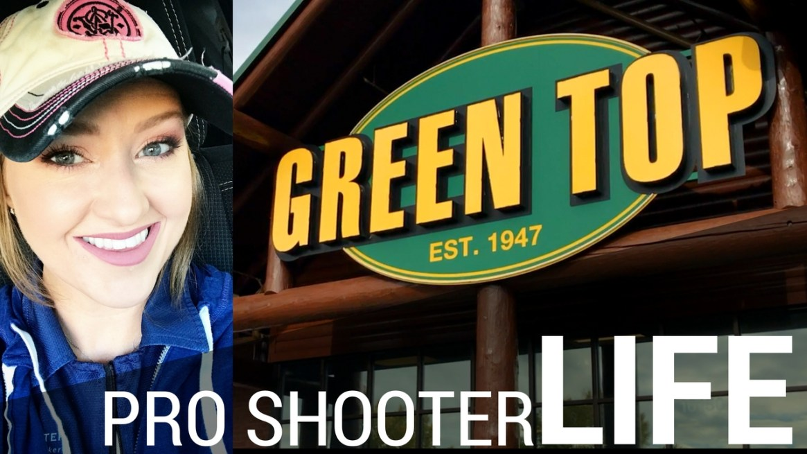 Pro Shooter Life: Julie Golob at the Green Top Outdoor Expo