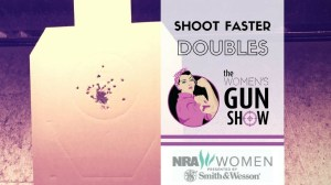 WGS Shoot Faster Doubles Julie Golob
