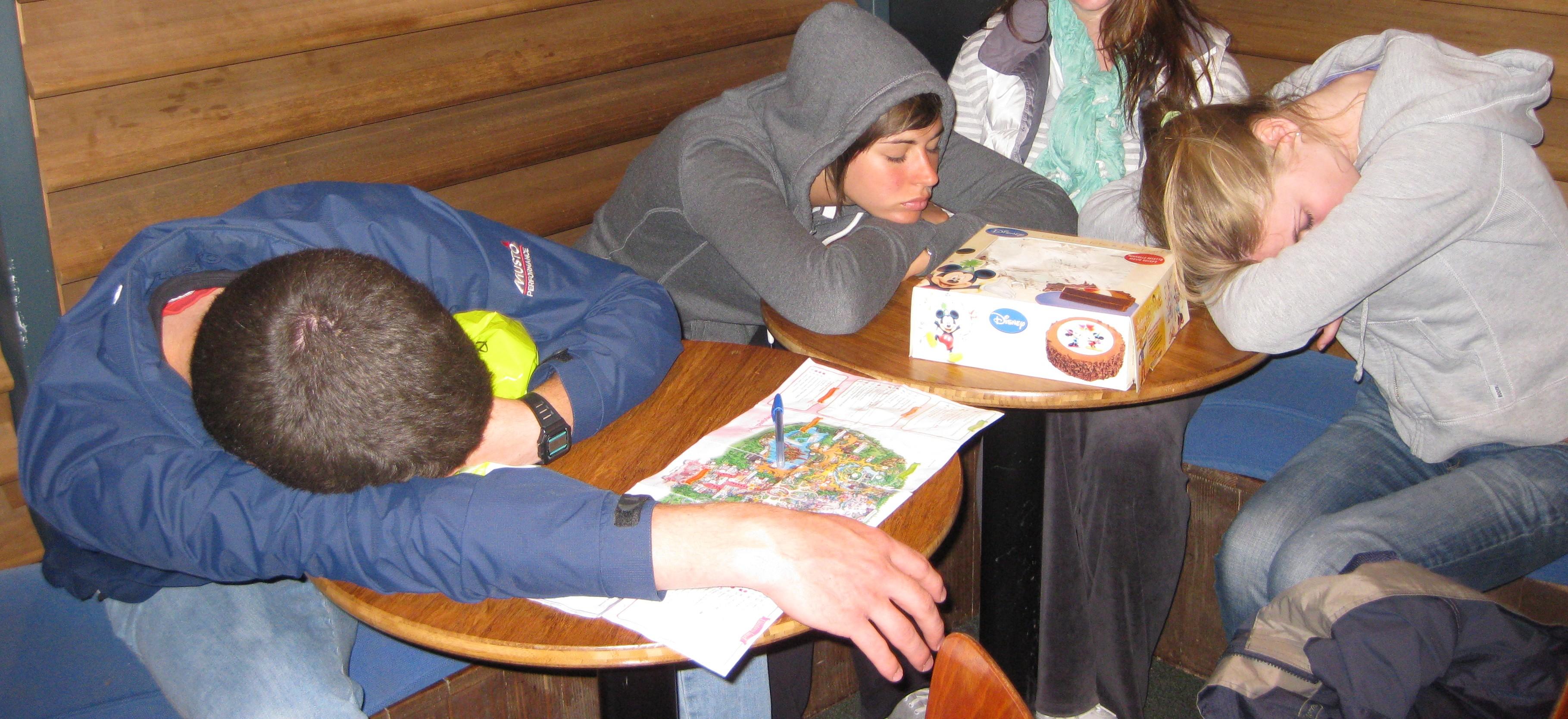 Pythagoras Trousers: Anaesthetics and sleep