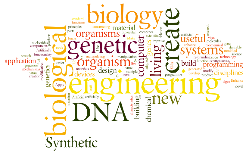 How much do you know about synthetic biology?: A LOT