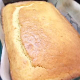 Orange Vanilla Creamsicle Cake (gluten-free + vegan)