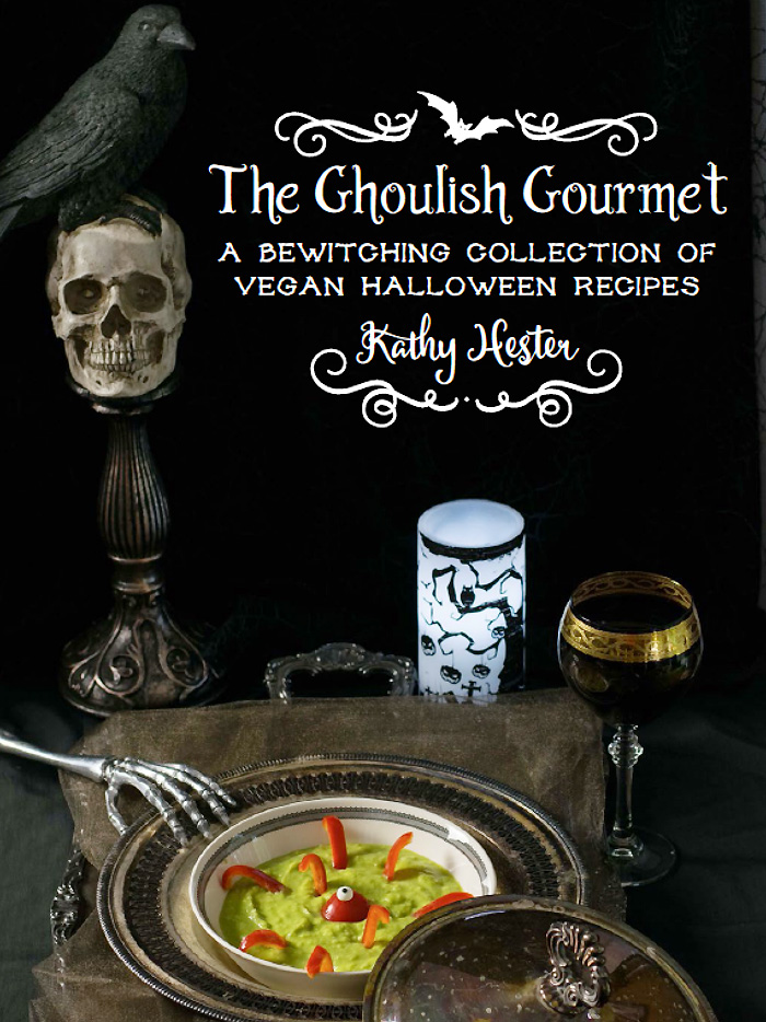 The Ghoulish Gourmet by Kathy Hester | juliehasson.com
