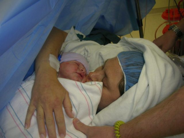 nicholas-is-kissed-by-mommy-post-c-section