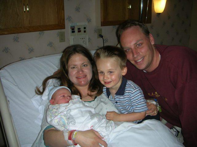 family zach born