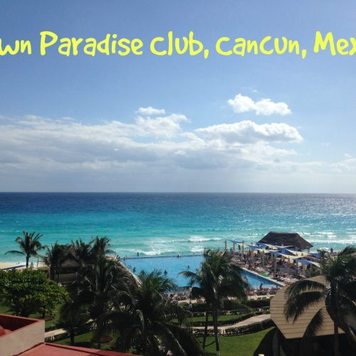 Review of a Five-member Family Friendly All-inclusive Resort