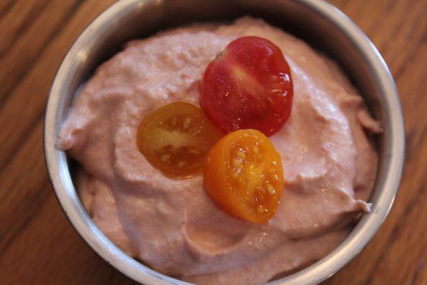Tomato Chili Cream Cheese