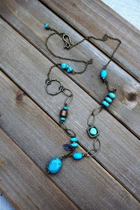 Gorgeous Handmade Jewelry made by SpiritJewell. A mompreneur business I am featuring on my blog.