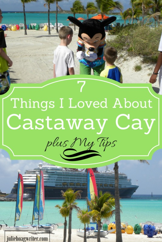 7 Things I Loved About Castaway Cay Plus My Tips. Visit Castaway Cay. Disney Island Castaway Cay Family Fun. Vacation destinations with kids. View my Castaway Cay pictures. Family travel | family travel destinations | family travel tips and vacation destinations | family travel tips | vacation destinations tropical Bahamas | Bahamas cruise | Disney Cruise Magic | Family Vacation ideas | travel | travel tips | travel reviews blog | family travel reivew @juliehoagwriter affiliate