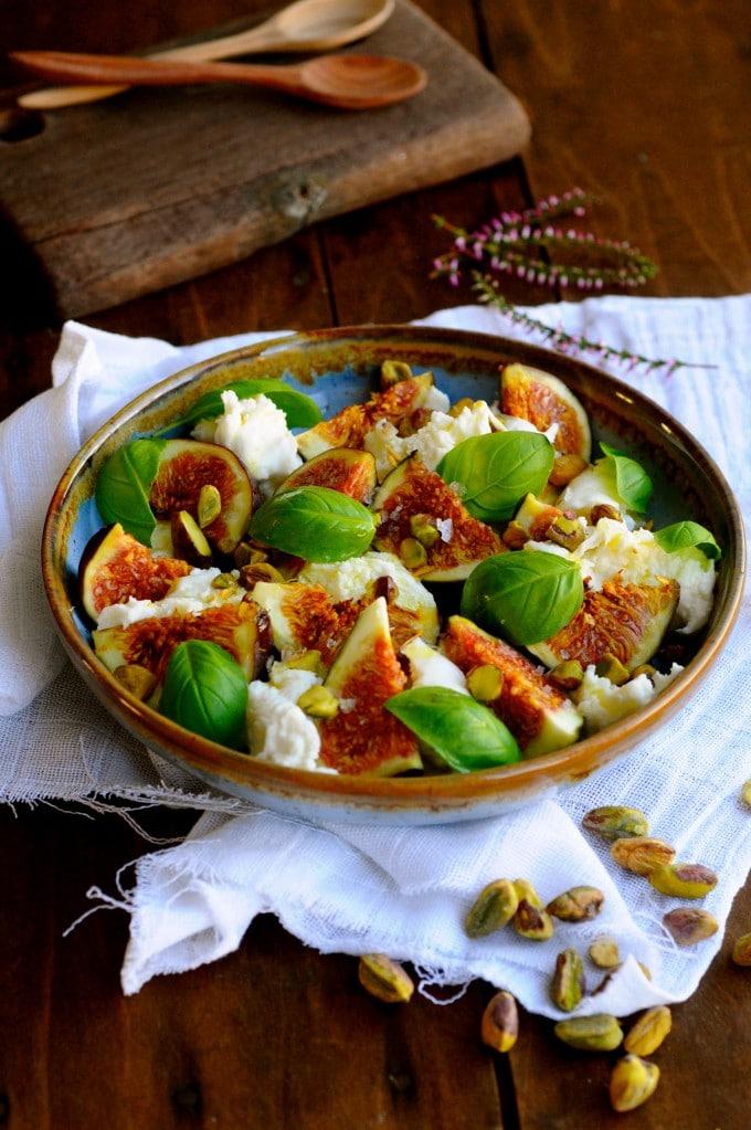 lækker salat fra italien | www.juliekarla.dk