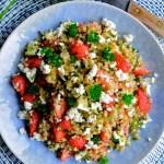 Tilbehør til grill - 5 lækre salater af julie karla