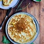 Opskrift på pandekager med citron