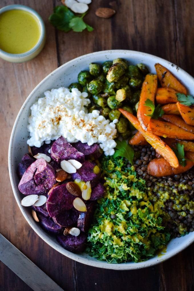 Salat med soede kartofler af julie karla