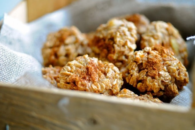 sunde desserter med aeble og kanel