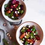 tilbehoer til julemad er salater