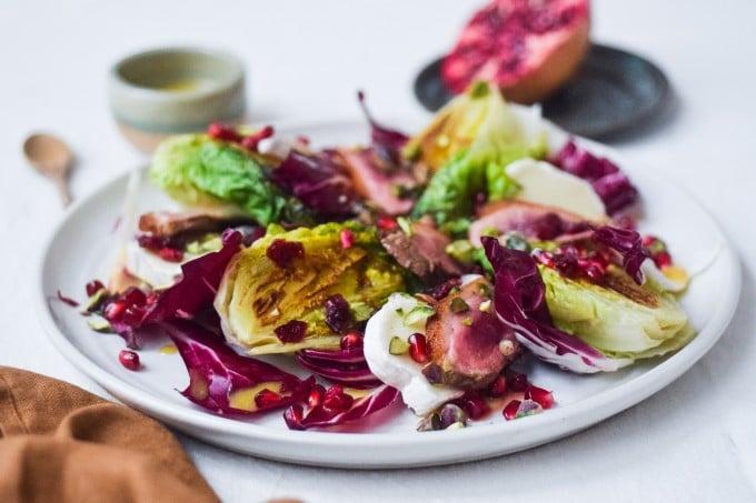 salat med and af julie karla