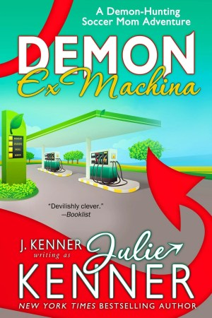 Demon Ex Machina - Print Cover