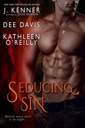Seducing Sin - Digital Cover