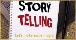 Story Telling Graphic