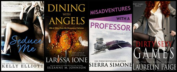 JK Recommends... Nov. 9! Your weekly weekend reads recommendations!