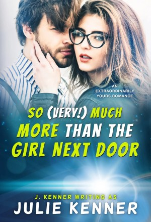 So (Very!) Much More than the Girl Next Door - Digital Cover