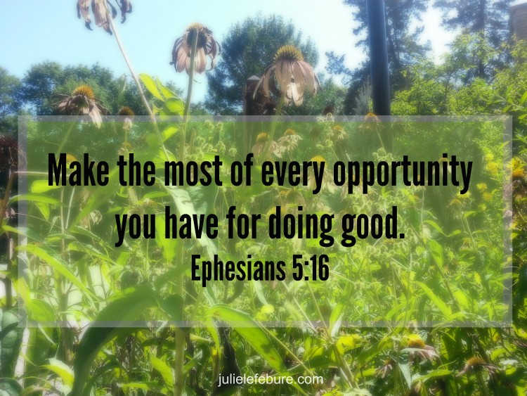 Sunday Truth: Do Good Anyway
