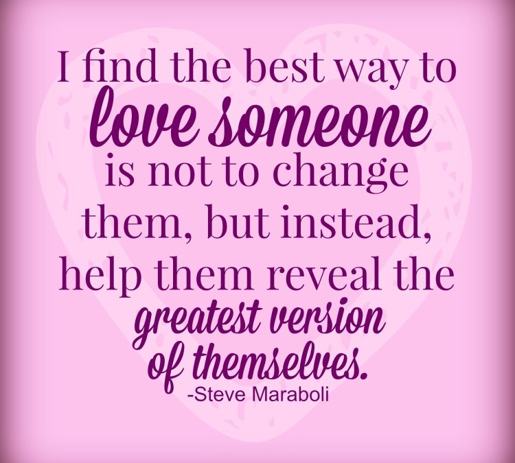 The Best Way To Love Someone