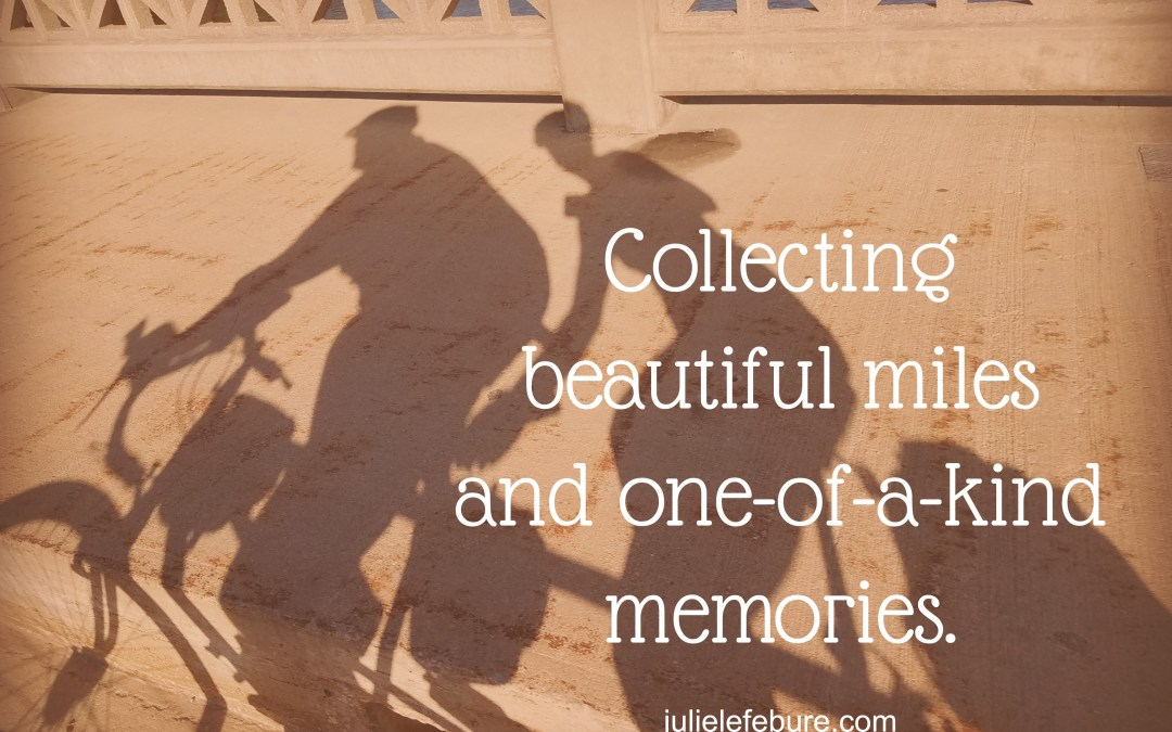 Collecting Beautiful Miles And One-Of-A-Kind Memories