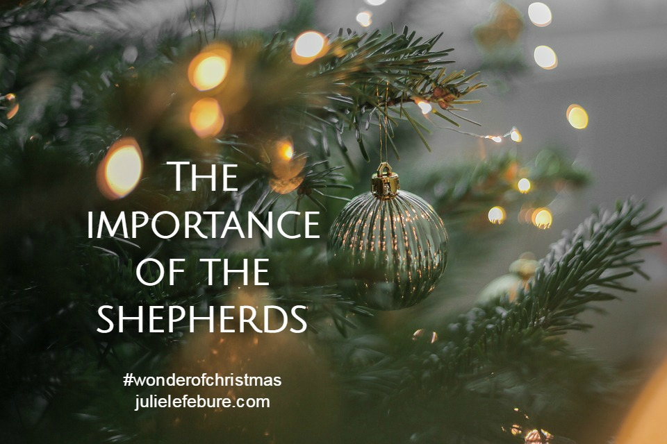 The Importance Of The Shepherds – The Wonder Of Christmas
