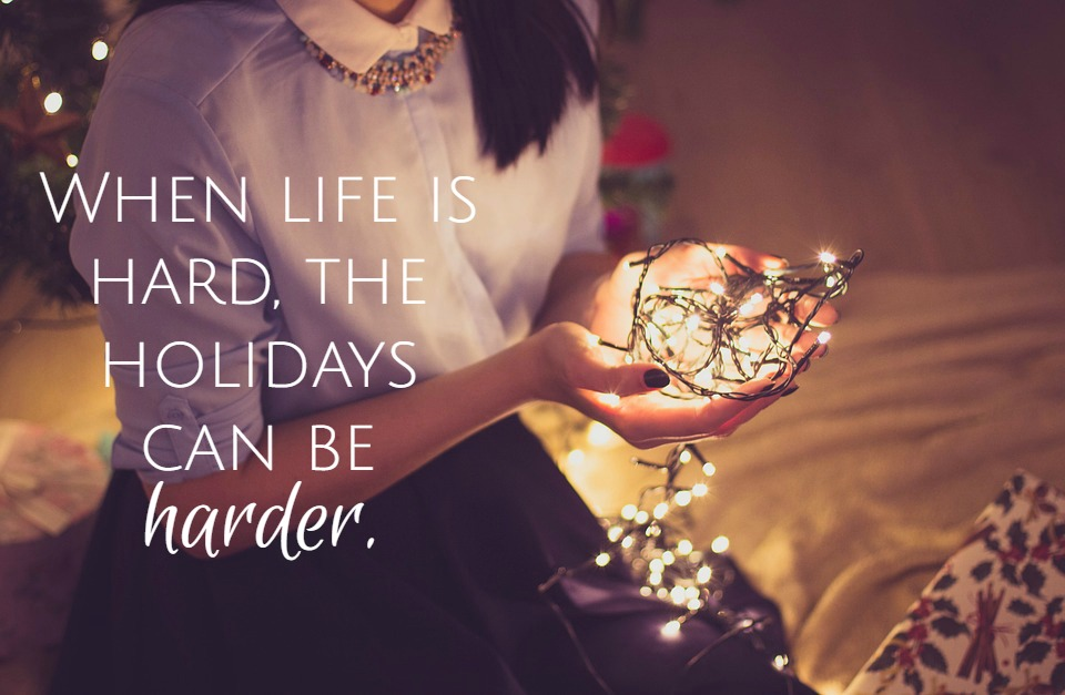 When The Holidays Are Hard – The Wonder Of Christmas