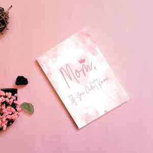 Keepsake Journal for Mom PRINT (no coupons)