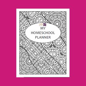 Homeschool Planner for Kids (DIGITAL)