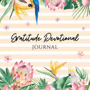 Gratitude Devotional Journal DIGITAL