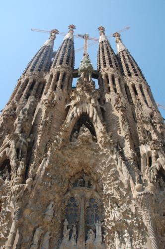 Façade de la Nativité - Sagrada Familia